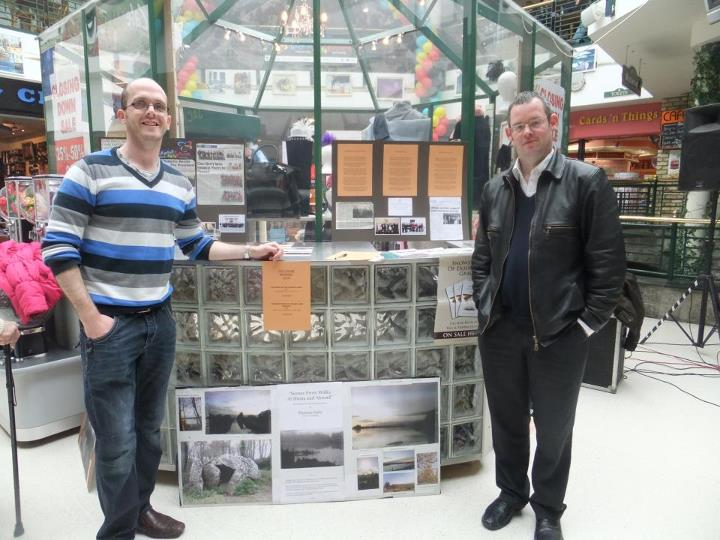 Blog – Tullamore Arts Festival Stand a Success