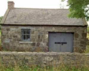 Sean Mac Eoins forge in Ballinalee