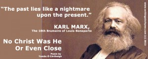 No Christ Was He – The Errors of Karl Marx