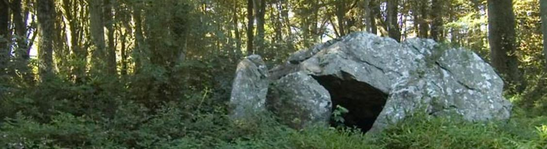 """Aideens Grave"" - Dolmen at Howth"