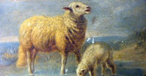 The Shepherd, the Wolf, The Ewe, and the Lamb