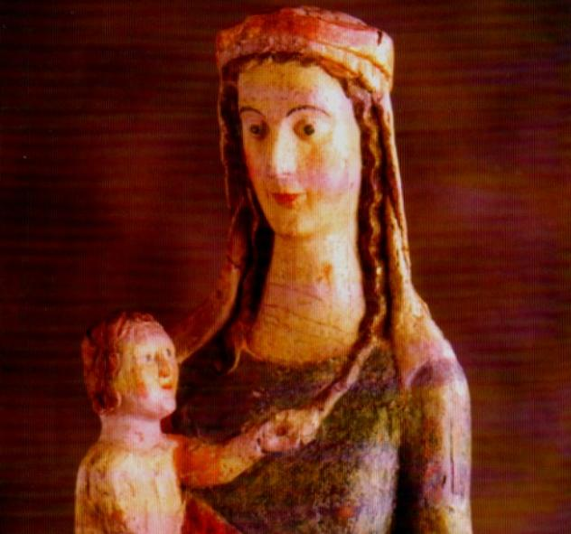 Our Lady of Clonfert, Bless Both Boston and the World