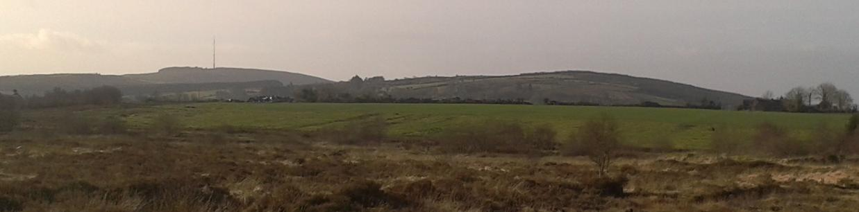 Cairn Hill and Edenmore Hill in Longford