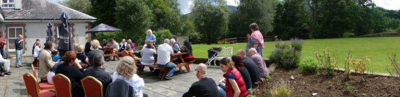 Fermoy International Poetry Festival - bringing poetry to the outdoors all over Cork