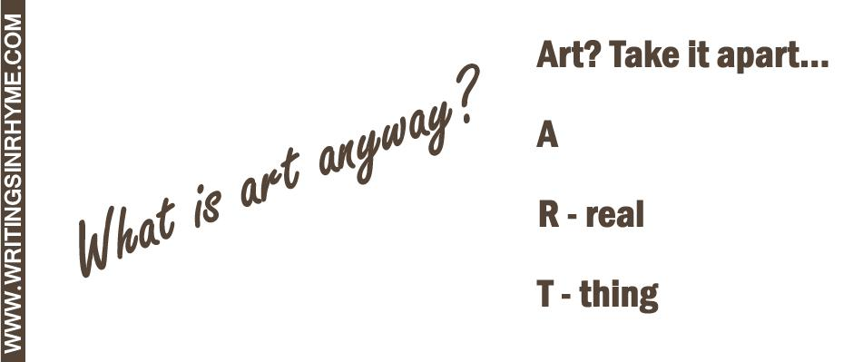 Art – What Is It?