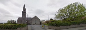 St Rynaghs Church in Banagher, image from Google Streetview