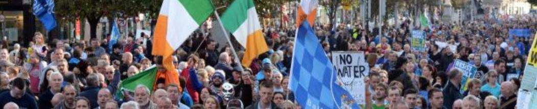 Irish Water: NO to Charges