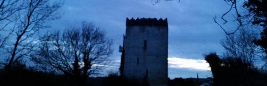 Ballindooley Castle in Galway