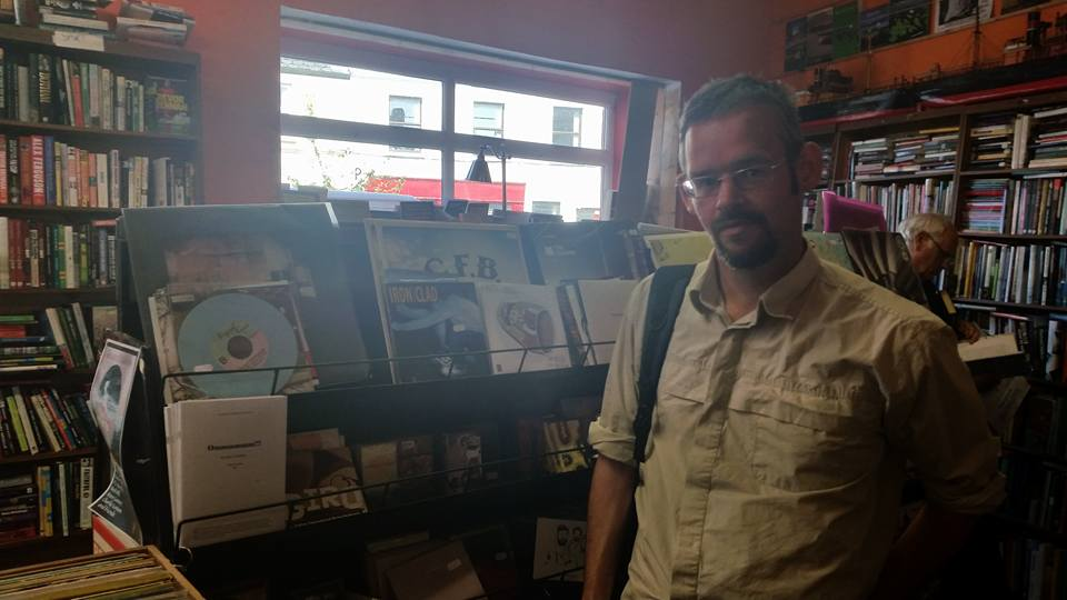 """Bell Book and Candle are now stocking the chapbook """"Ommmmmm!"""""""