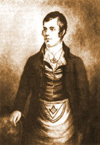 "It was the writings and life of Robbie Burns that inspired my interest in Freemasonry, which has got me the ire of some nuns on the net of late!  His only fault was his lust for women, which is not a sin at all, or if a sin one of the better faults for a man to have, he ""being a man for all that!"" and if its good enough for him, the hate spewed from official church channels both of my own and the Protestant Churches are something I ignore with glee.  Pope Francis problems with Freemasonry is something I dont understand, though his tolerance for the gays is to be admired, and given the choice between the two Im glad he is hostile to them and not to us.  He is a good pope, and I forgive him his hatred and his folly!"