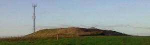 Keeraun Hill, near Banagher in Co. Offaly, Ireland Photo: Tomás Ó Cárthaigh (c) 2012