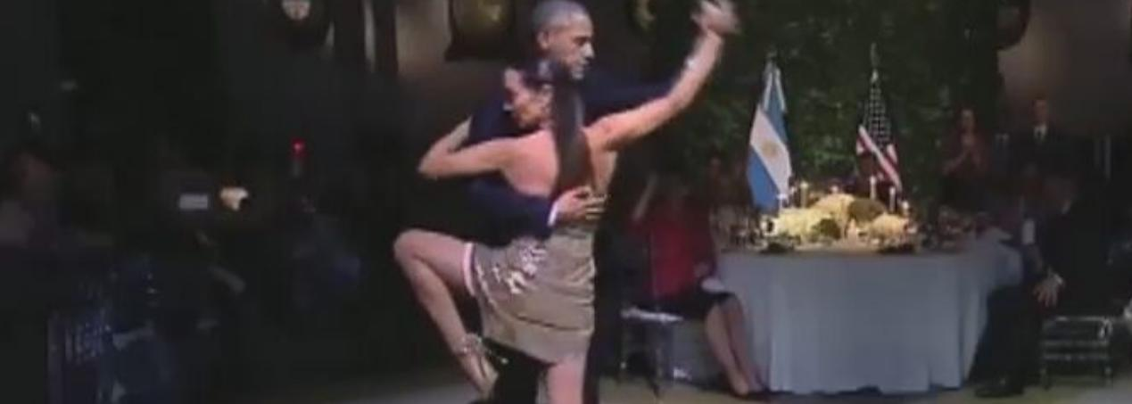 What a better way to show ISIS they will not change our lives that by keeping calm and carrying on enjoying the tango and baseball?  Its understandable how Barack Obama was criticized for it as it can appear in bad taste in the wake of the Belgium attacks, but we must think o the bigger picture!  Keep calm and Tango On!!!