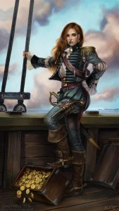 Grainne Mhaol - The Irish Pirate Queen