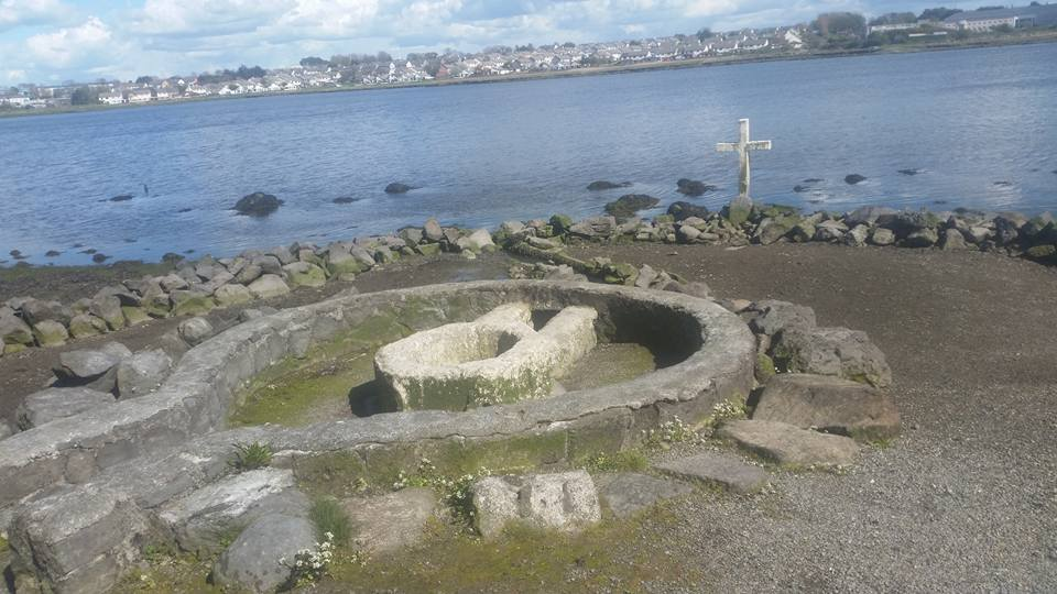 St Augustines Holy Well in Galway