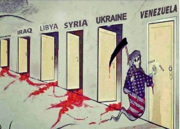 """""""I am the Liberator. I promise freedom if you open your door... a little blood is a small price to pay"""""""