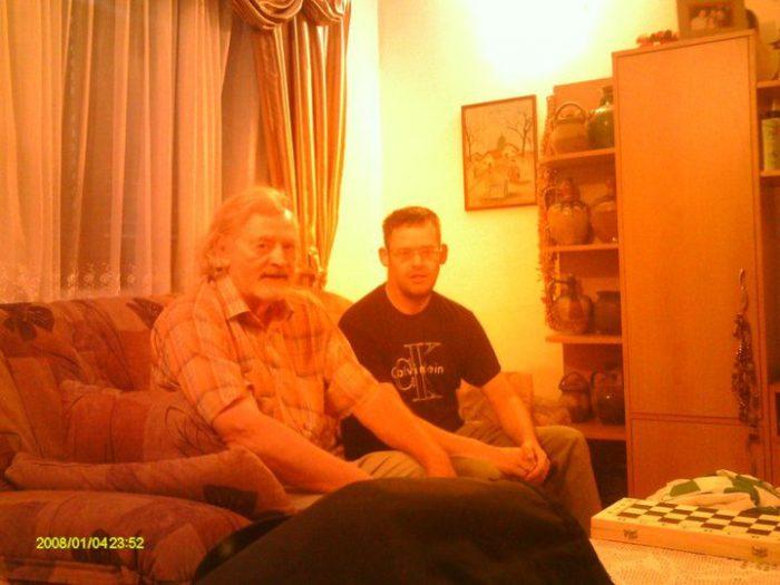 Meeting Paul Polansky in Nis