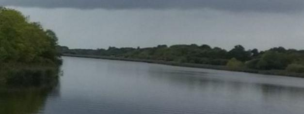 River Shannon at Portumna in Galway