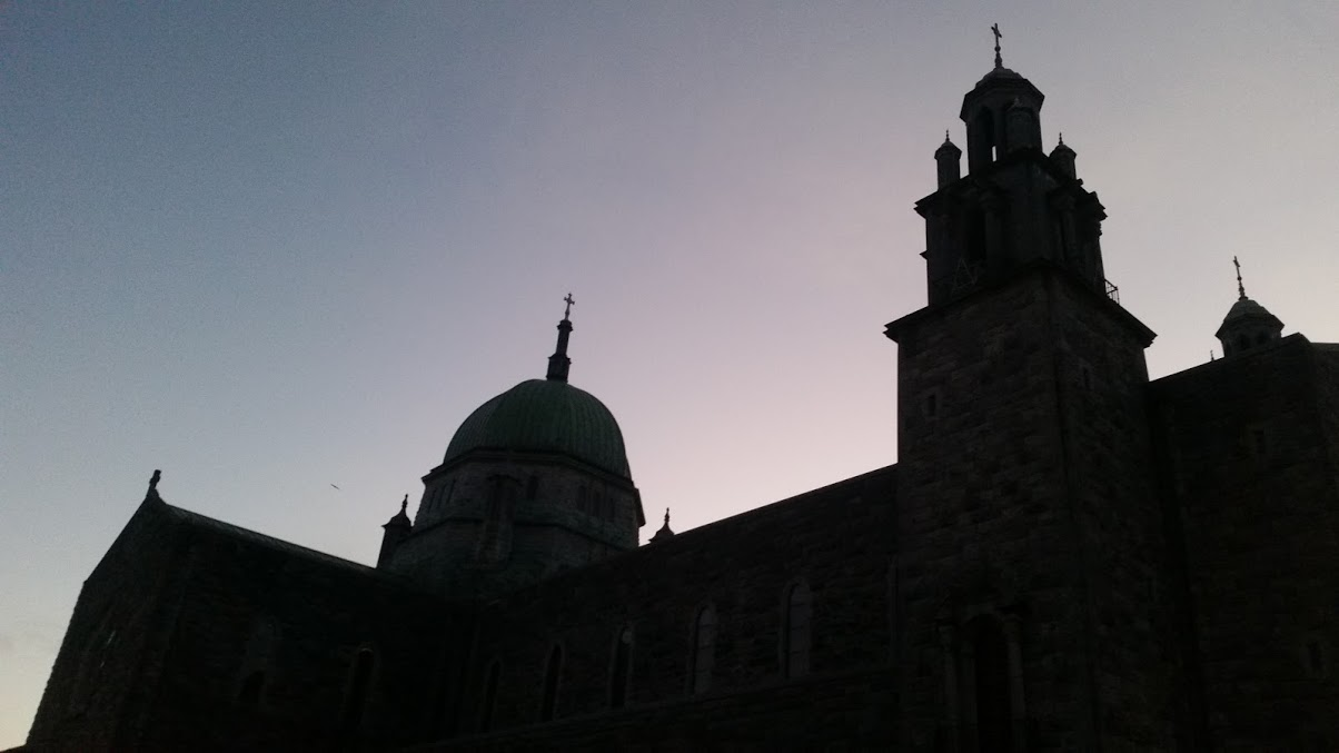 Galway Cathederal at Dusk