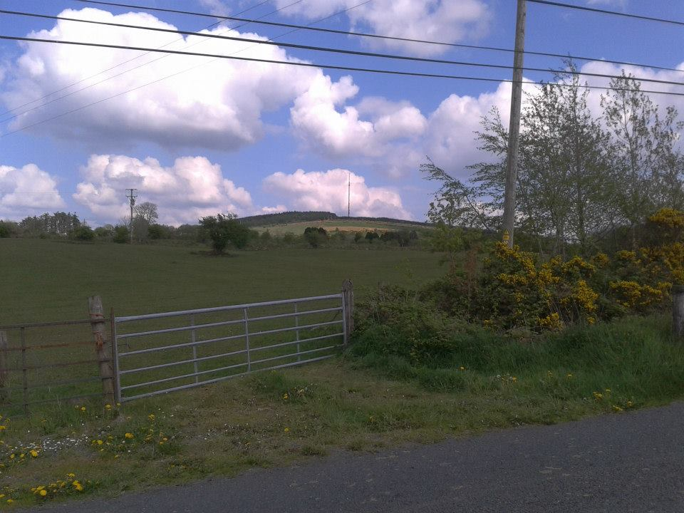 Cairn Hill in North Longford