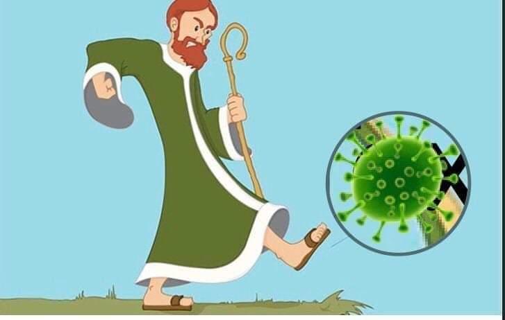St Patrick's new nemesis is the Corona Virus!